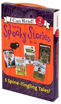 [해외]My Favorite Spooky Stories Box Set