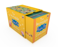 The Incredible Peppa Pig Collection : 50 Book Box Set (Yellow) -  최신판, 시즌2