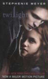 The Twilight #1 : Twilight (Movie Tie-In) -색바램 외 양호