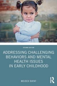 [해외]Addressing Challenging Behaviors and Mental Health Issues in Early Childhood