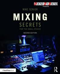 [해외]Mixing Secrets for the Small Studio
