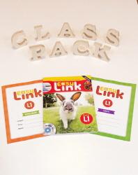 Easy Link. 1 Class Pack(CD1장포함)
