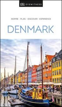 [해외]DK Eyewitness Denmark (Paperback)