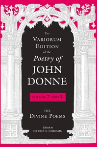 [해외]The Variorum Edition of the Poetry of John Donne