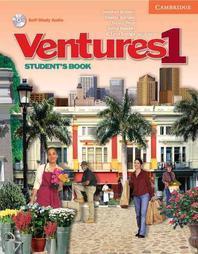 VENTURES. 1 (STUDENT S BOOK)(CD 1장 포함)(Ventures 시리즈