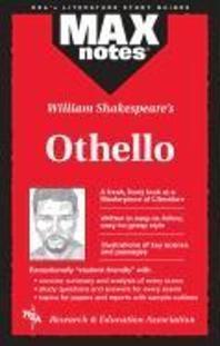 [해외]Othello (Maxnotes Literature Guides) (Paperback)