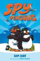 [해외]Spy Penguins (Hardcover)