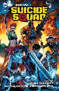 New Suicide Squad Vol. 1: Pure Insanity