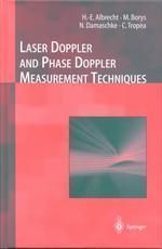 Laser Doppler and Phase Doppler Measurement Techniques