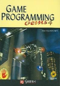 GAME PROGRAMMING GEMS 4(CD1장포함)