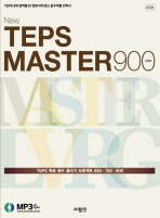 NEW TEPS MASTER 900(MP3CD1장포함)
