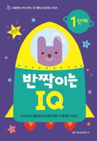 반짝이는 IQ 1단계(참 재미난 워크북 시리즈)