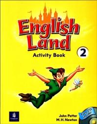 English Land 2 Activity Book(CD1장포함)