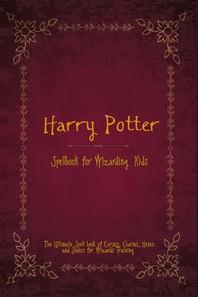 [해외]Harry Potter Spell Book for Wizarding Kids