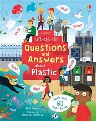 [해외]Lift-the-Flap Questions and Answers About Plastic