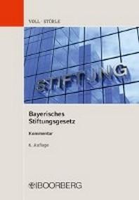 Bayerisches Stiftungsgesetz