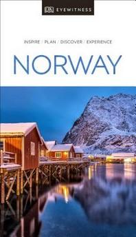 [해외]DK Eyewitness Norway (Paperback)