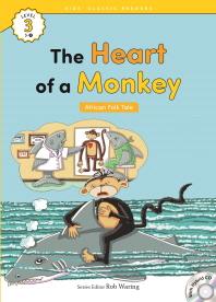 The Heart of a Monkey(African Folk Tale)(CD1장포함)(Kids Classic Readers Level 3-2)