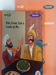 Venus 3-2 세트 Eat, Coat, Eat & Look at Me(EBS 초목달)(CD1장포함)(전2권)