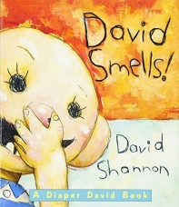 [해외]David Smells! a Diaper David Book