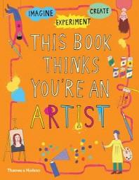 [해외]This Book Thinks You're an Artist