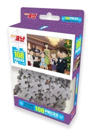명탐정 코난 직소퍼즐 108pcs: 파티(걸이형)