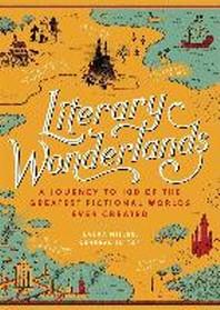 [해외]Literary Wonderlands (Hardcover)