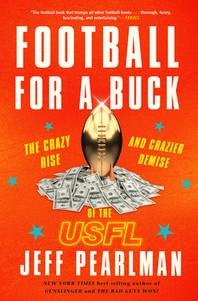[해외]Football for a Buck (Hardcover)