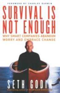 [해외]Survival Is Not Enough (Paperback)