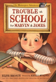 [해외]Trouble at School for Marvin & James