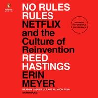[해외]No Rules Rules (Compact Disk)
