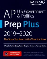 AP U.S. Government & Politics Prep Plus 2019-2020