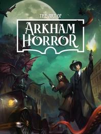[해외]The Art of Arkham Horror