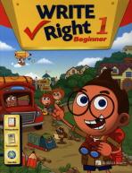 WRITE RIGHT FOR BEGINNER. 1
