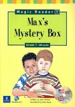 Max's Mystety Box(CD1장포함)(Magic Reader 7)
