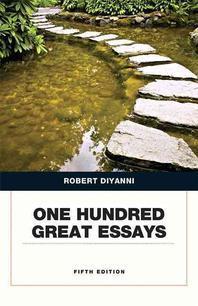 [해외]One Hundred Great Essays