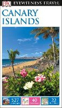 [해외]DK Eyewitness Canary Islands (Paperback)