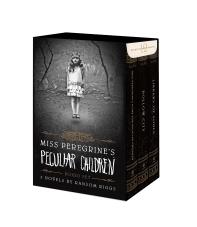 Miss Peregrine's Peculiar Children Boxed Set // 양장본 // 사진 12장 포함
