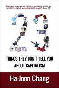 23 Things They Don't Tell You about Capitalism 1판 인쇄