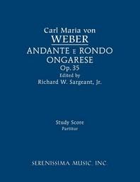 Andante e rondo ongarese, Op.35