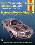 Ford Thunderbird and Mercury Cougar, 1983-1988