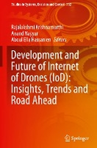 Development and Future of Internet of Drones (Iod)
