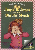 JUNIE B. JONES AND HER BIG FAT MOUTH(Junie B. Jones 3)(챕터북)