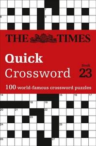 [해외]The Times Quick Crossword Book 23 (Paperback)