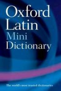 OXFORD LATIN MINI DICTIONARY(Oxford Dictionary