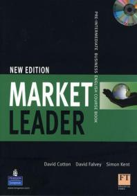 MARKET LEADER : PRE-INTERMEDIATE BUSINESS ENGLISH COURSE BOOK(NEW EDIT