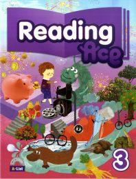 Reading Ace. 3(Student book+Workbook+My Portfolio)(CD1장포함)