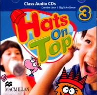 Hats On Top. 3 Class Audio CD