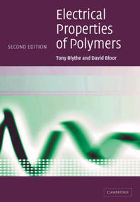 [해외]Electrical Properties of Polymers