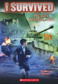[해외]I Survived the Nazi Invasion, 1944 (I Survived #9) (Paperback)